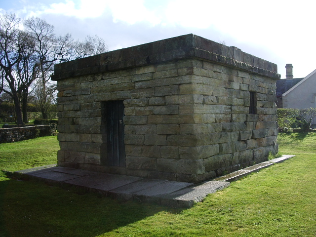 St Mary's Church, Wreay, Mausoleum