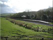 SD7920 : Irwell Vale Station by Jonathan Thacker