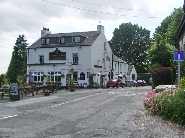 Anglers Arms, Haverthwaite