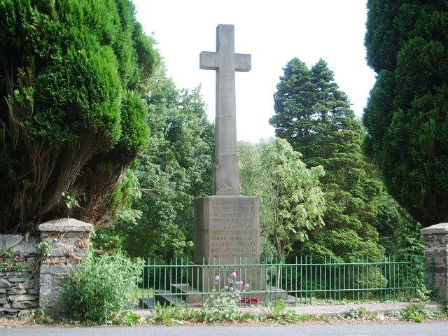 War Memorial, Haverthwaite