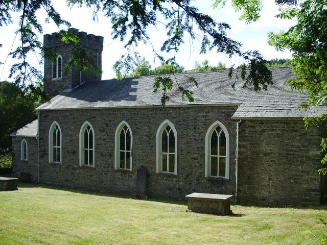 St Anne's Church, Haverthwaite