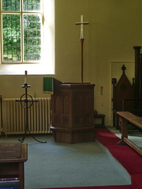 St Anne's Church, Haverthwaite, Pulpit