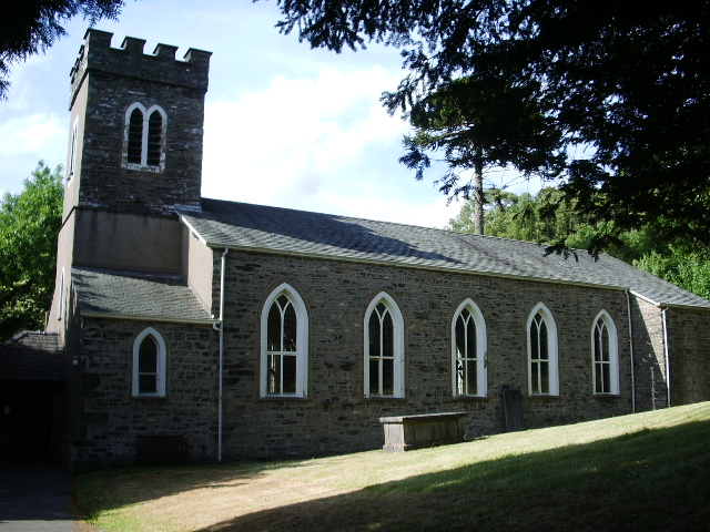 St Anne's Church, Haverthwaite