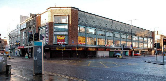 Nos 1-21 Bridge Street, Belfast (1)