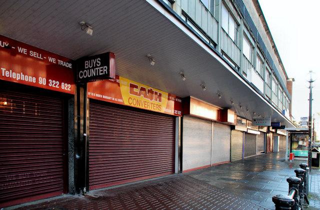 Nos 1-21 Bridge Street, Belfast (2)