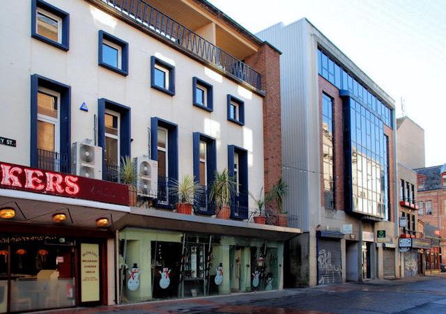 Nos 16-22 Rosemary Street, Belfast