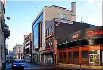 J3374 : Rosemary Street, Belfast (2) by Albert Bridge