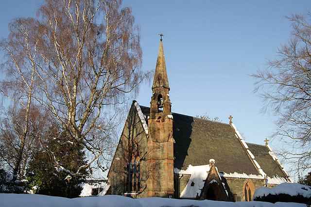 St John's Church, Selkirk