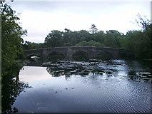 SD3686 : Newby Bridge by Alexander P Kapp
