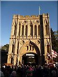 TL8564 : Bury St. Edmunds: Abbeygate by Chris Downer