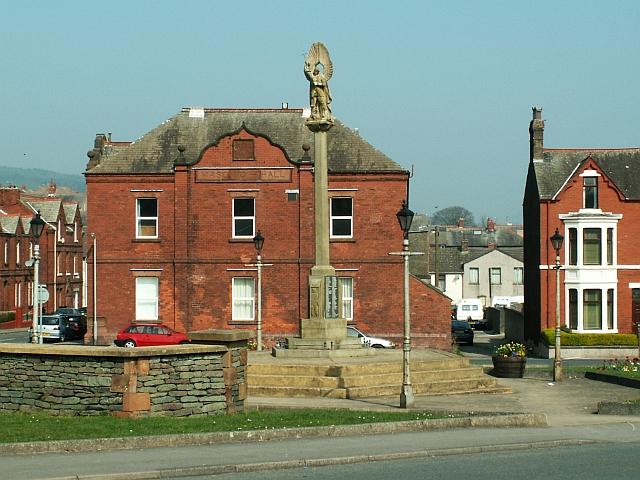 War Memorial, Millom