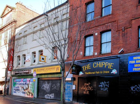 "The ""Royal Exchange"" site, North Street, Belfast (1)"