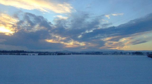 Fields at Blackstoun