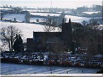 J3267 : Holy Trinity Parish Church, Ballylesson by Rossographer