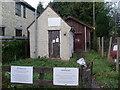 SP6341 : Syresham Telephone Exchange by David Hillas