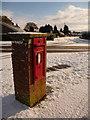 TF8709 : Necton: postbox № PE37 439, North Pickenham Road by Chris Downer