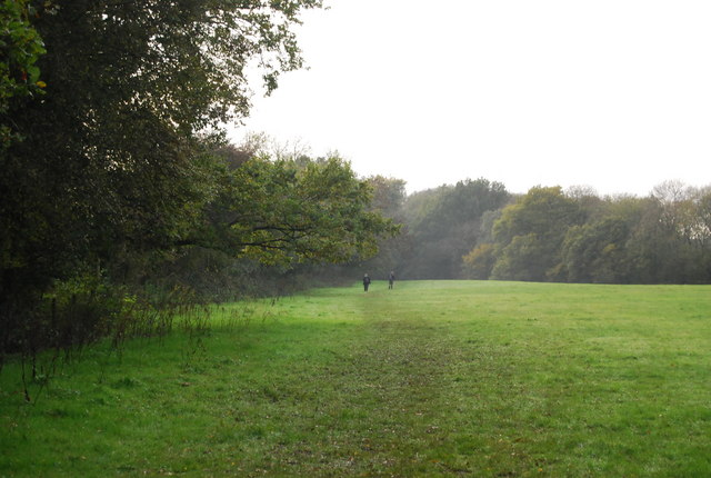 The North Downs Way to Otford