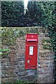 TQ8464 : Victorian Postbox, The Street, Hartlip by N Chadwick