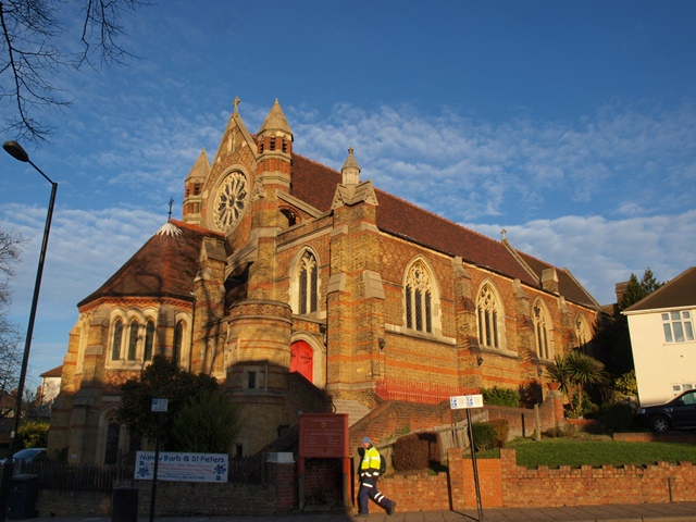 Saint Peter's Church, Leigham Court Road