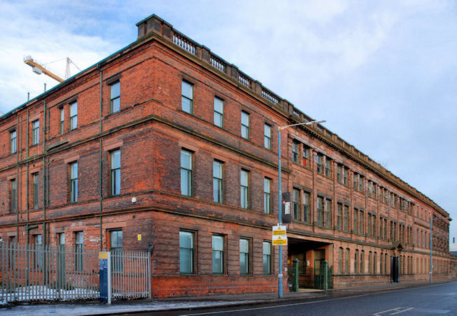 Former Harland & Wolff headquarters building, Belfast (1)