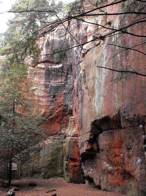 Kynaston's cave