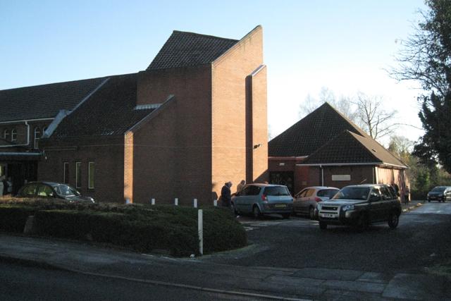 Catholic Church of St George & St Teresa