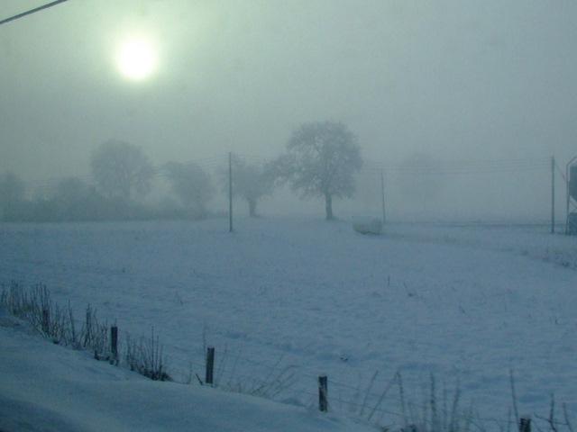Blackstoun in the mist