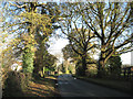 SP1874 : Norton Green Lane by Robin Stott