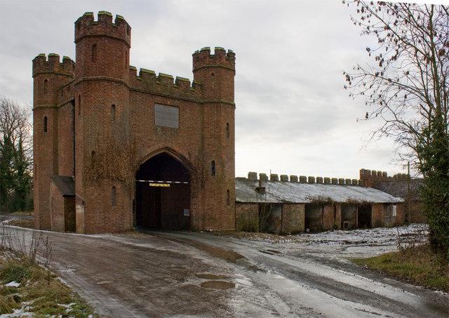 Sundorne Castle