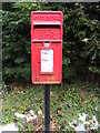 TM3761 : Mitford Road Postbox by Adrian Cable