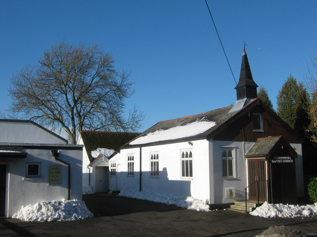 Westerham Hill Baptist Church