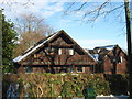 TQ4257 : South Lodge by David Anstiss