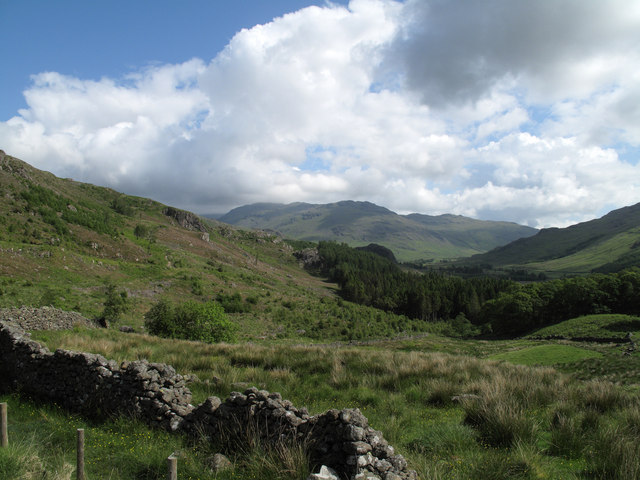 Duddon Valley from Birks