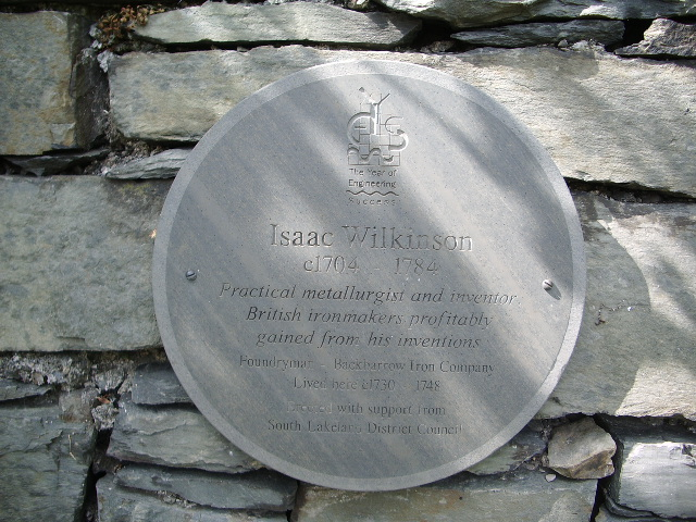 Isaac Wilkinson (1695 - 1784)