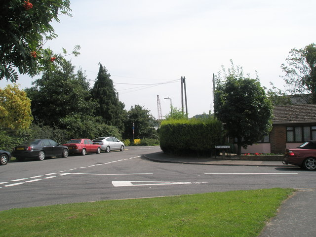Junction of River View and Dock Lane