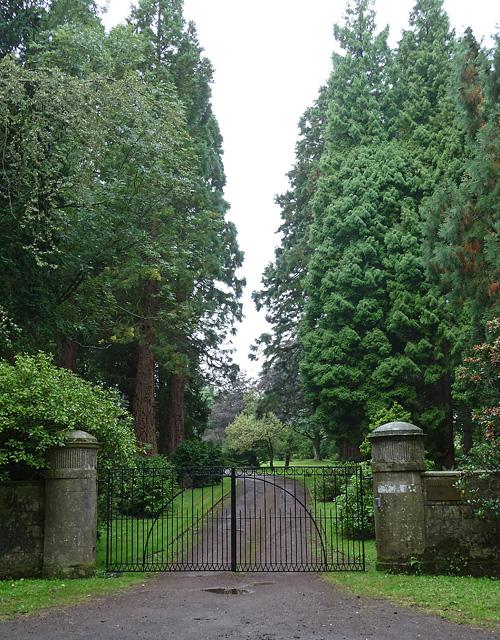 Entrance Gates to Lemmington Hall