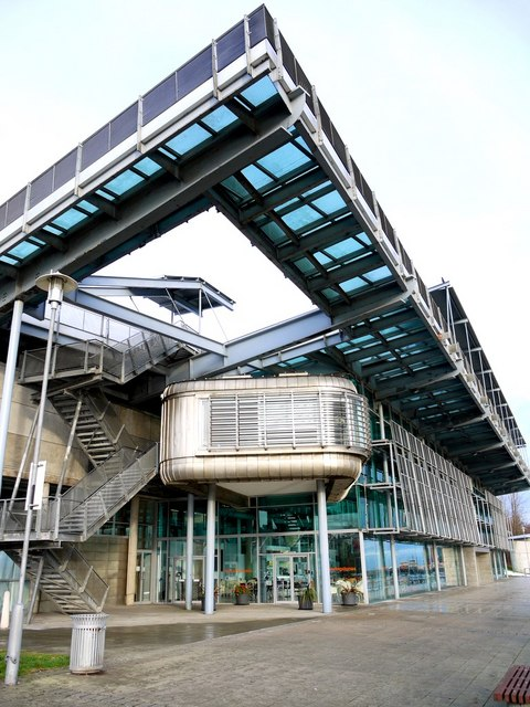 National Glass Centre, Monkwearmouth
