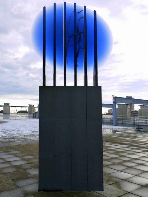 'Light Transformer', National Glass Centre