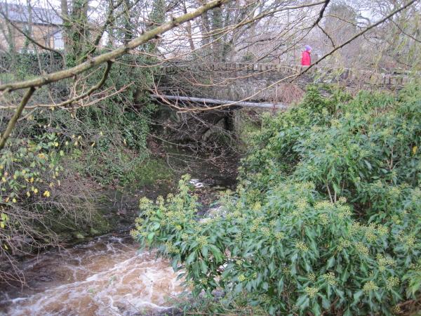 Bridge over Barbon Beck