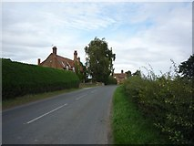SE4169 : Burton Cottages by DS Pugh