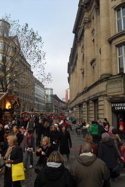 Christmas Market - St Anne's Square