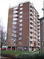 SO9099 : Council Housing - Sutherland House by John M