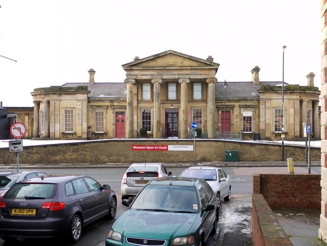 Monkwearmouth Station Museum