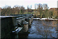 NZ0561 : Bywell Bridge by Peter McDermott