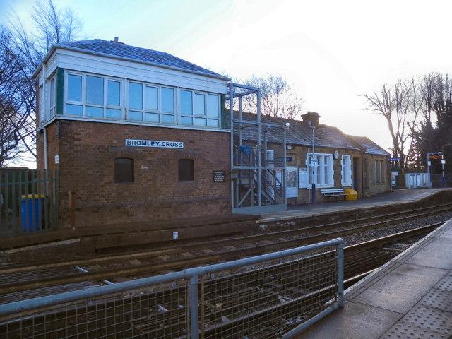 Bromley Cross Station