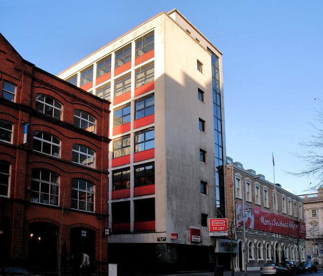 Lancashire House, Belfast (1)