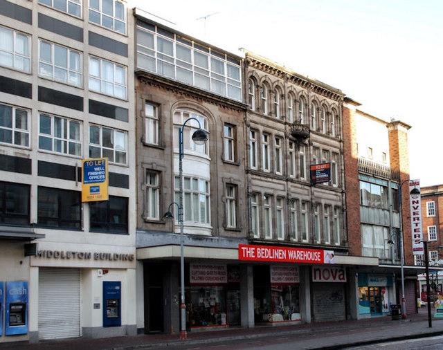 Nos 14-16 High Street, Belfast