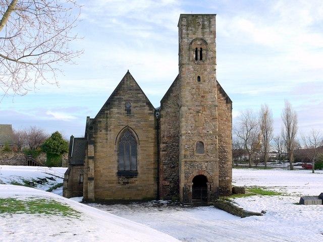 St Peter's Church, Wearmouth
