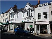 SP2871 : Lloyds Bank, 21-23 The Square, Kenilworth by John Brightley