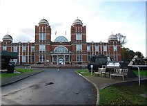 TQ7668 : Royal Engineers Museum, Prince Arthur Rd by N Chadwick
